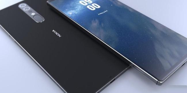 Nokia'dan delikli ekran tasarımına sahip bir model geliyor