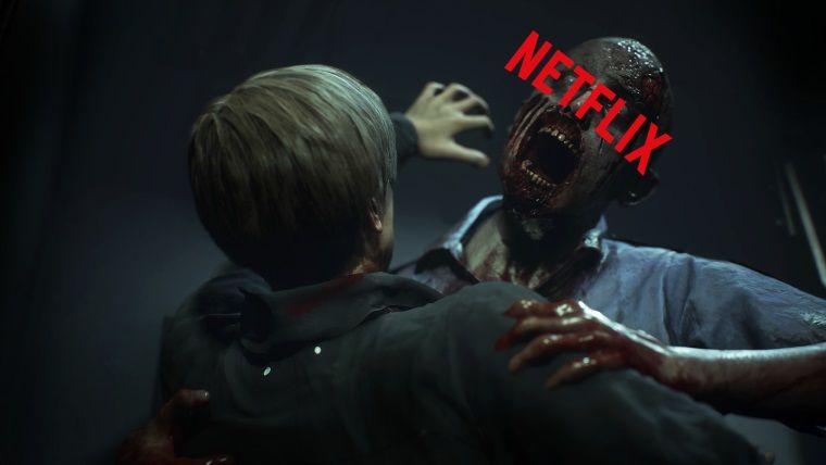 Netflix'ten Resident Evil dizisi geliyor