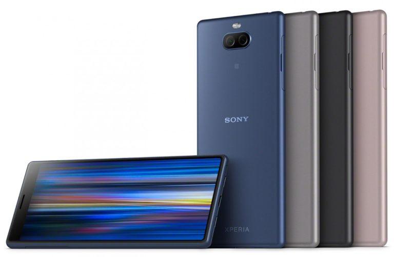 Sony Xperia 10 ve 10 Plus resmen duyuruldu!
