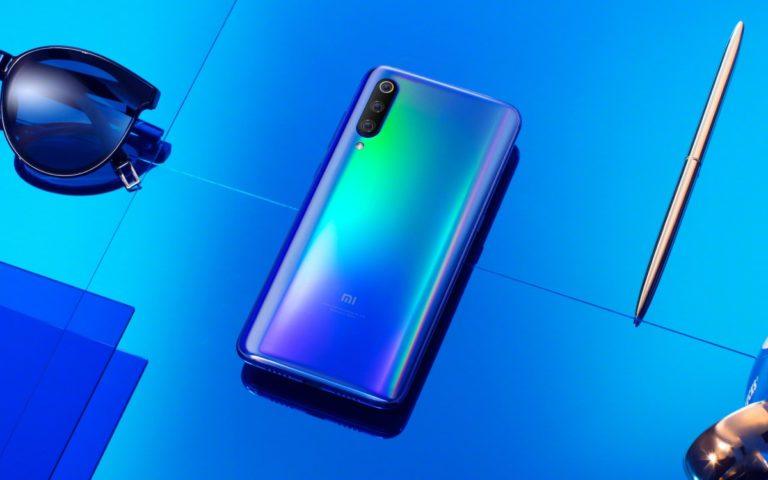 Xiaomi CEO'su Mi 9'un görüntülerini yayınladı