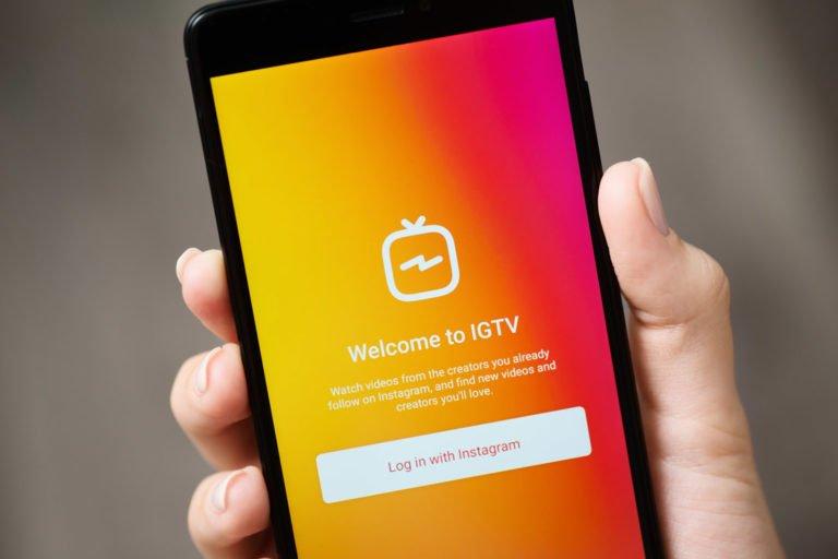 IGTV videoları zaman tünelinde görünmeye başlıyor