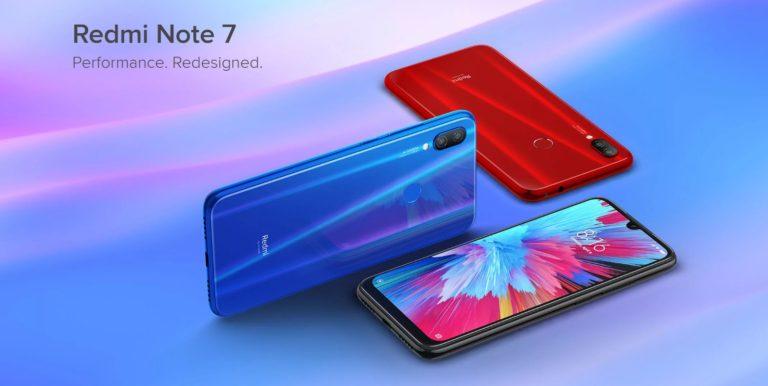 Xiaomi Redmi Note 7 Pro'yu duyurdu! İşte tüm detaylar!