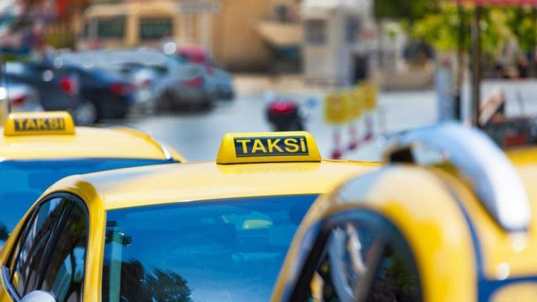 GetirBiTaksi uygulaması istediğiniz yere taksi çağırmanızı sağlayacak