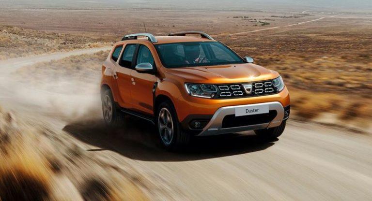 Dacia Avrupa'daki satışlarda Nissan'ı geride bıraktı!