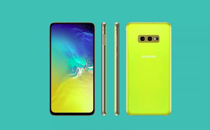 Galaxy S10E tanıtıldı! Özellikleri ve fiyatı!