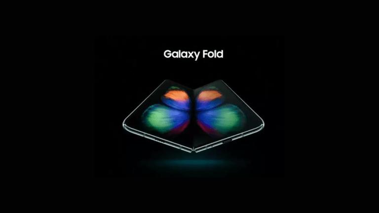 Samsung'un katlanabilir telefonu Galaxy Fold tanıtıldı!
