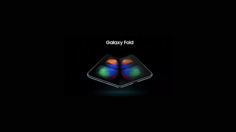 Katlanabilir telefon Galaxy Fold sızdı!
