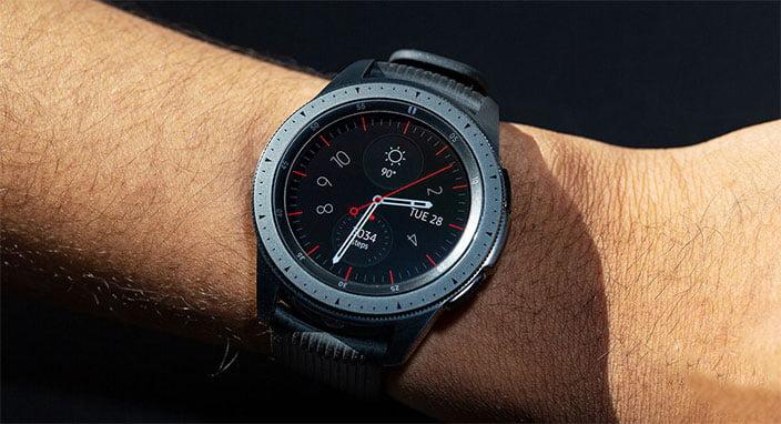 Samsung'un akıllı saati Galaxy Sport kendini gösterdi