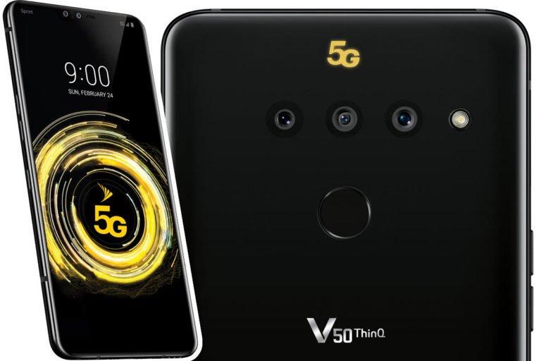 LG V50 ThinQ 5G tanıtıldı! İşte özellikleri ve fiyatı