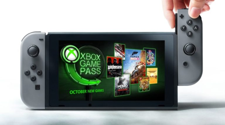 Xbox Game Pass Nintendo Switch'e gelebilir!