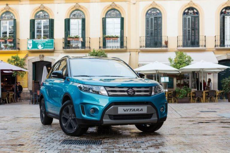 Suzuki Vitara %0 faizli kredi avantajı ile satışta