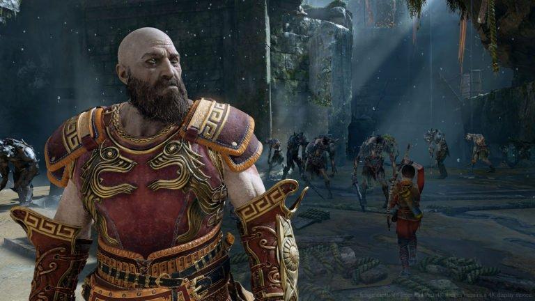God of War 8 ödül daha kazandı!