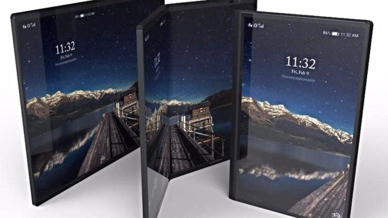Katlanabilir ekranlı telefonlar yaygınlaşıyor