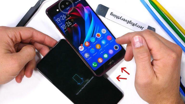 Vivo NEX Dual Display parçalarına ayrıldı