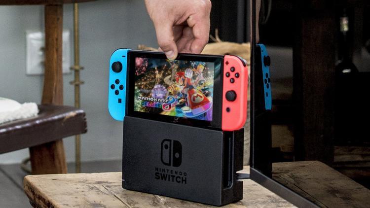 Nintendo Switch VR bu yıl duyurulabilir