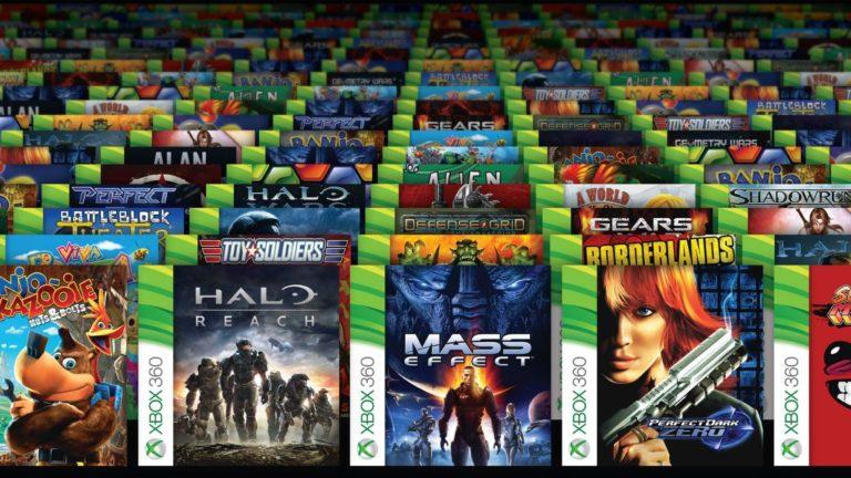 Xbox One geriye uyumluluk oyunlarına yenileri eklendi!