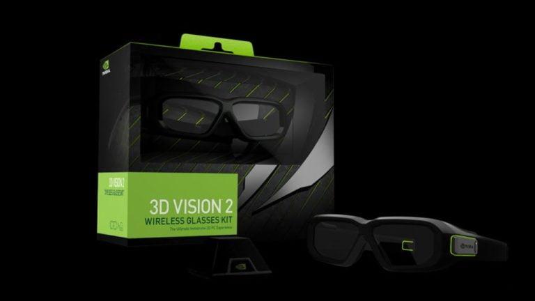 Nvidia 3D Vision için kötü haber