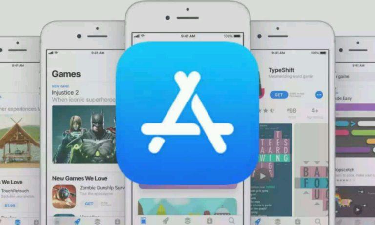 App Store gelirleri Apple'ın yüzünü güldürdü!