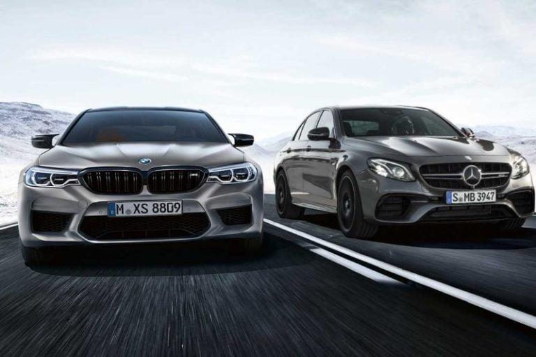 BMW ve Mercedes-Benz 16 milyar avro için masaya oturdu!