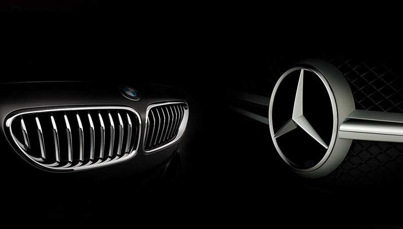 BMW ve Mercedes-Benz