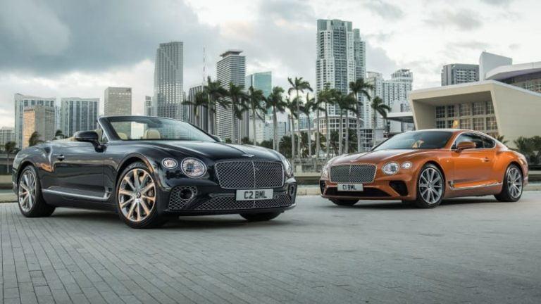 2020 Bentley Continental GT yeni V8 motoru ile ortaya çıktı!