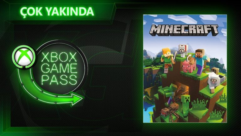 Minecraft Game Pass'e ekleniyor