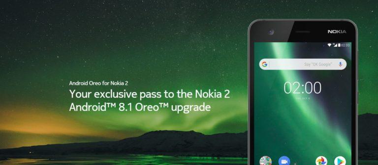 Nokia 2 uzun süredir beklediği Android Oreo güncellemesini aldı