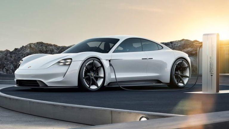 Porsche Taycan için rekor ön sipariş!
