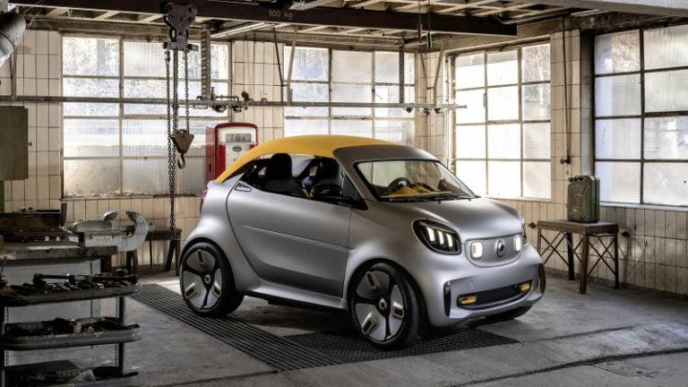 Güncelleme – Daimler AG, Smart için Geely ile masaya oturdu!