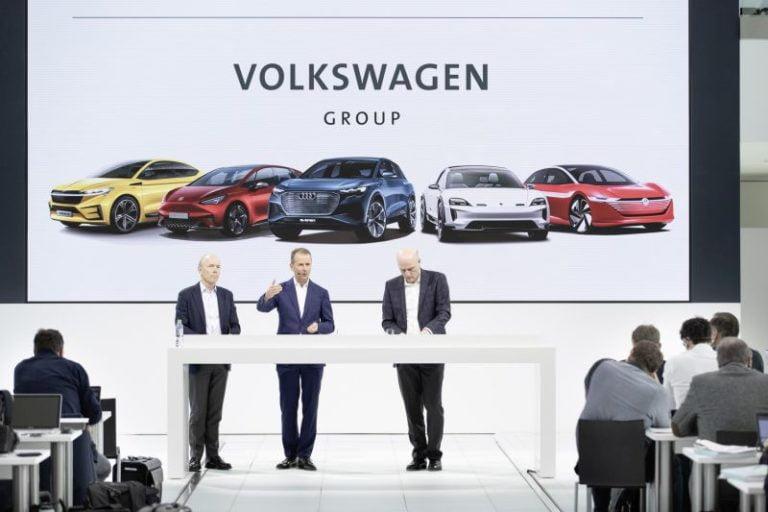 Volkswagen kendini sıfır emisyonlu bir geleceğe adadı!