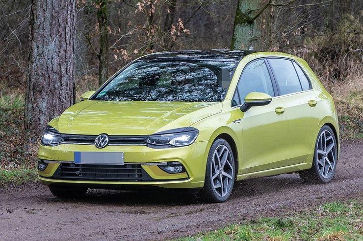 Sekizinci nesil Volkswagen Golf lansmanı ertelendi!