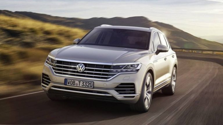 Volkswagen Touareg için beklenen benzinli motor seçeneği sonunda geldi!