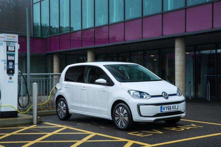 Volkswagen up önümüzdeki sonbaharda tamamen elektriklenecek!