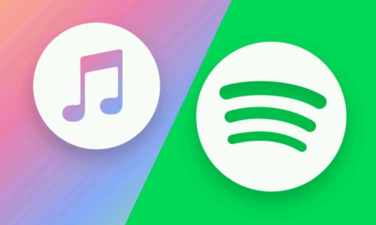 Spotify ve Apple arasındaki rekabet kızışıyor