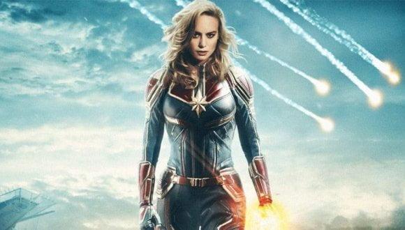 Captain Marvel ikinci haftasında da zirvede