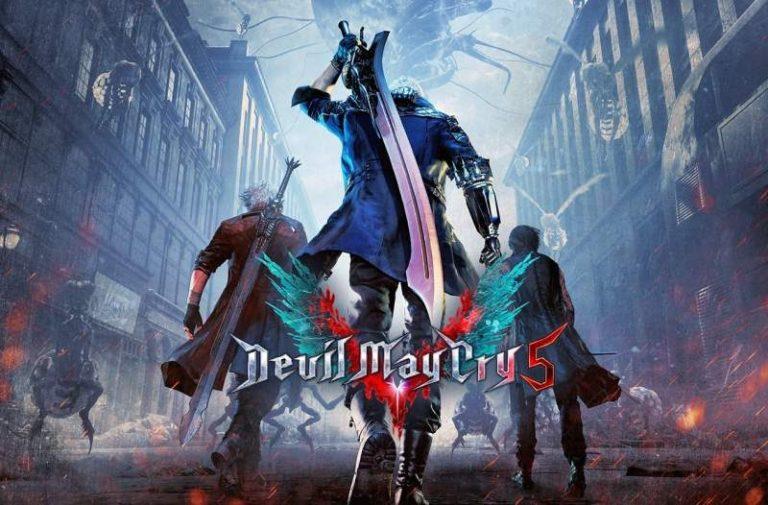 Devil May Cry 5 inceleme puanları yayınlandı