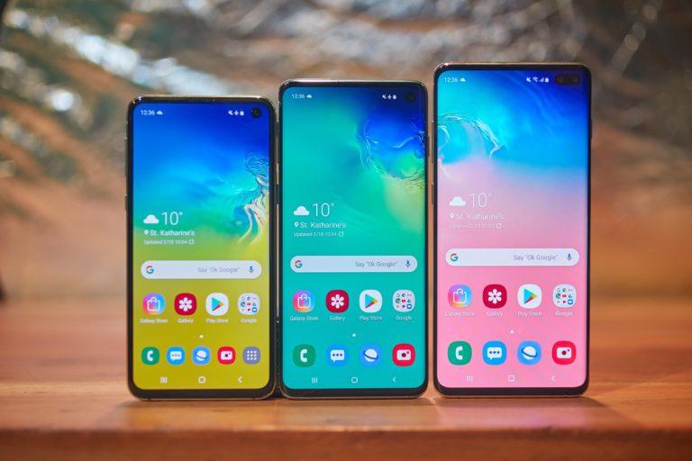 Galaxy S10 tamiri, Galaxy S9'dan daha zor