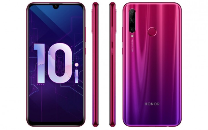 Uygun fiyatlı Honor 10i tanıtıldı! İşte özellikleri ve fiyatı