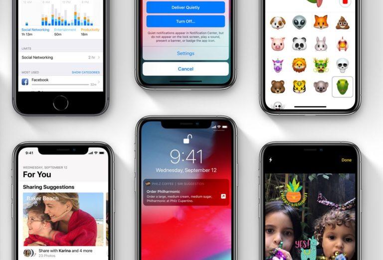 iOS 12.3 Beta yayınlandı!