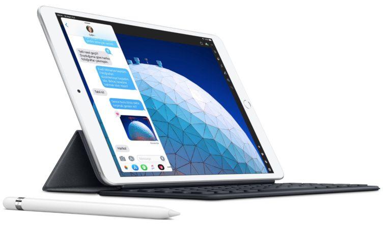 Yeni Apple iPad Air TouchID ile gelecek