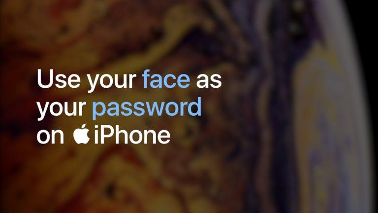 Apple'dan yeni FaceID reklamı