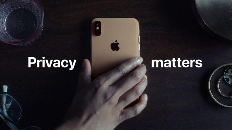 Apple'dan gizlilik için yeni reklam!