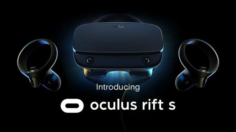 Oculus Rift S tanıtıldı! İşte özellikleri