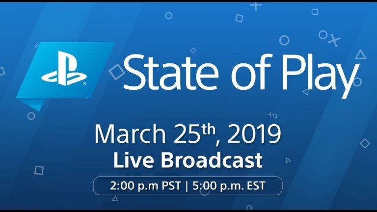 PlayStation State of Play etkinliği için geri sayım başladı!