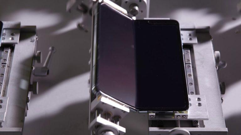 Galaxy Fold ekranı ne kadar dayanıklı?