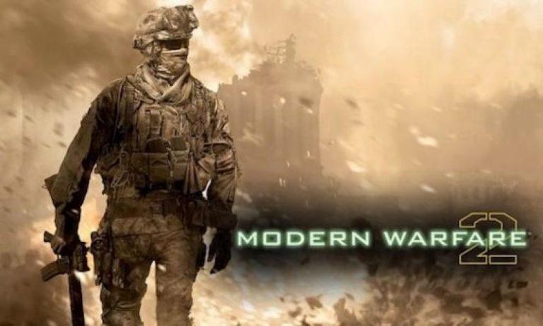 CoD Modern Warfare 2 sonunda PS4'e geliyor!