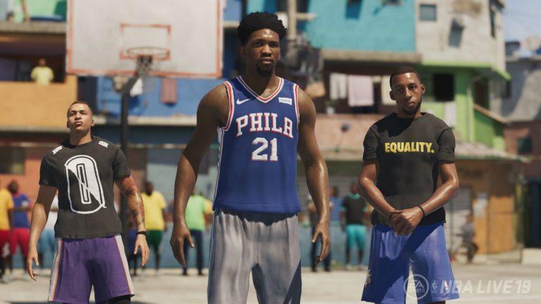 NBA Live 19 EA Access kütüphanesine eklendi