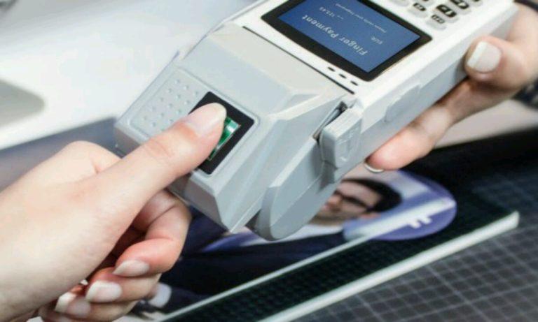 İngiltere'de parmak izi tarayıcı ile ödeme sistemi başlatıldı