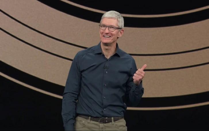 Tim Cook yeni Apple ürünlerinin müjdesini verdi