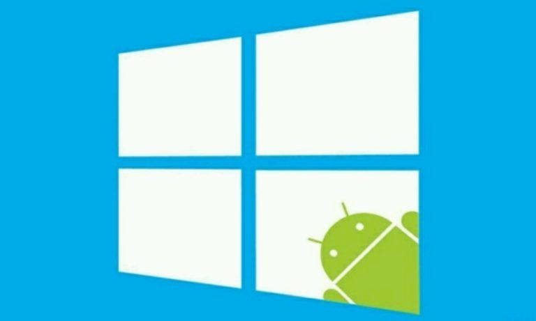 Android telefonunuzu Windows 10 ile bilgisayarınızdan kullanabileceksiniz